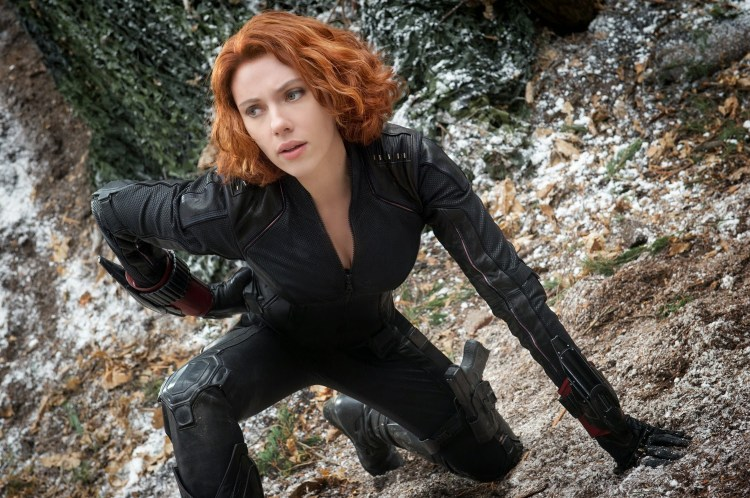 Avengers 2 Age of Ultron Scarlett johansson Black Widow