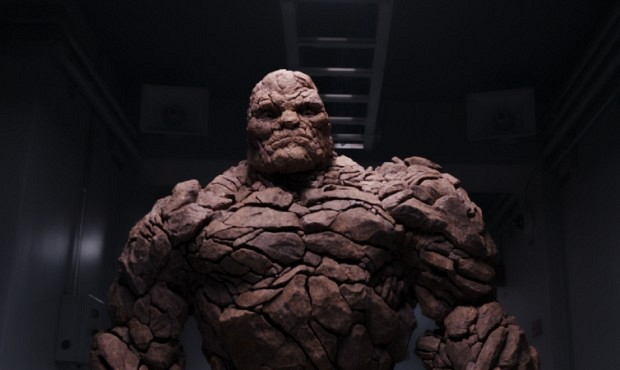fantastic four 2015 thing jamie bell