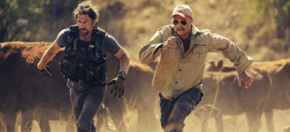 Tremors 5 Bloodlines 2015 Psycho Drive In