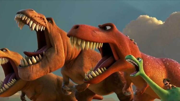 The Good Dinosaur-1