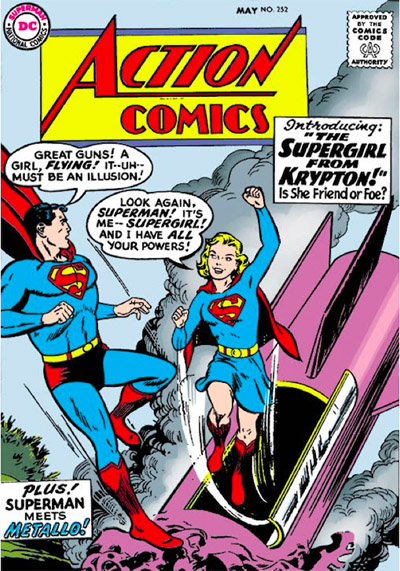 Lost in Translation 156: Supergirl - Psycho Drive-In