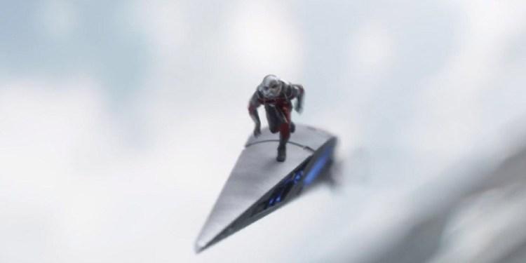ant man arrow