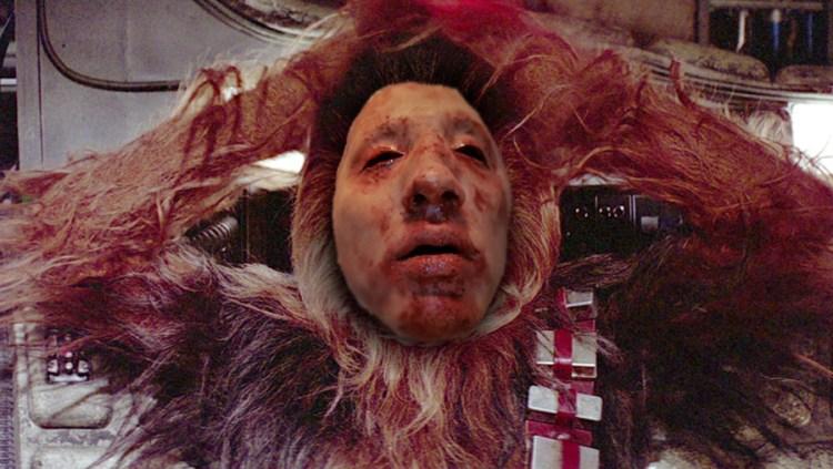 chewbacca-human-mask
