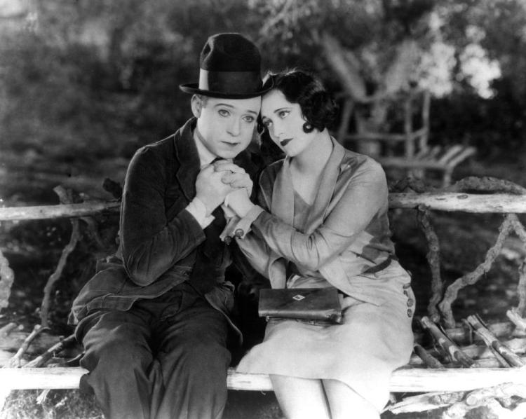 TRAMP TRAMP TRAMP, Harry Langdon, Joan Crawford, 1926