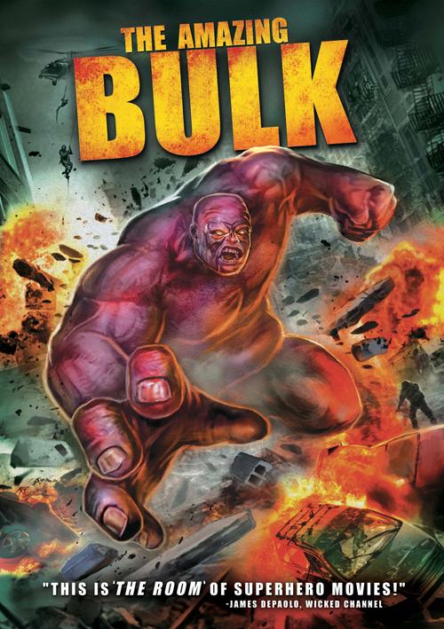 BULK poster art