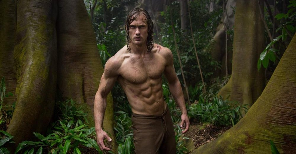 Advance Review The Legend Of Tarzan 2016 Blu Ray Psycho Drive In