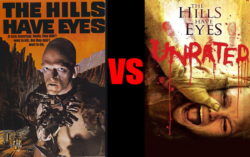 The Hills Have Eyes (1977) vs The Hills Have Eyes (2006