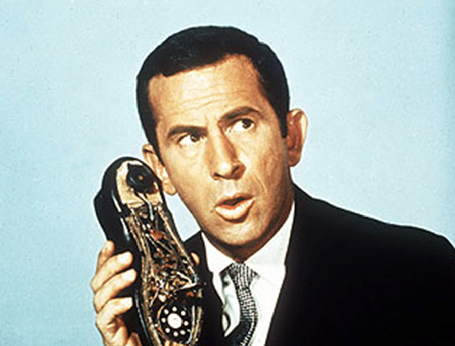 Image result for maxwell smart shoe phone