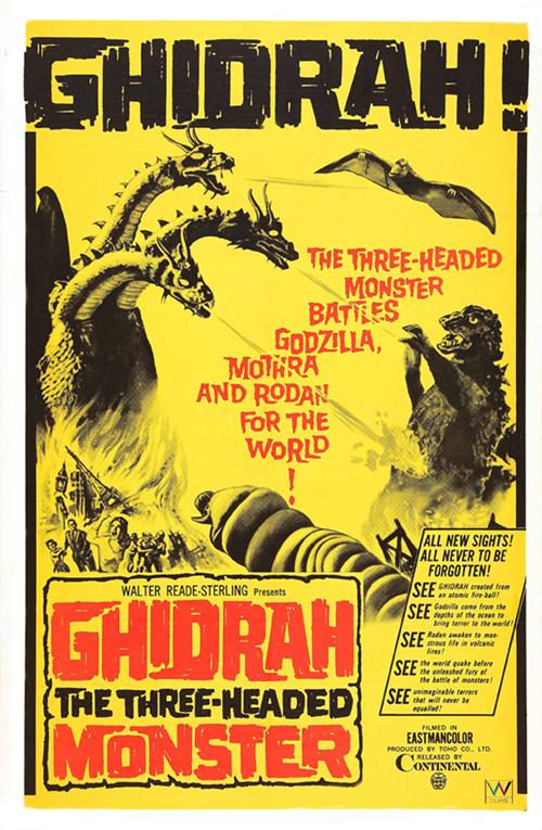 ghidrah_poster
