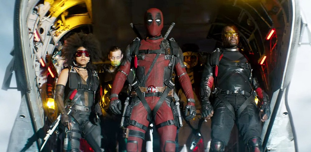 Advance Review Deadpool 2 2018 Psycho Drive In