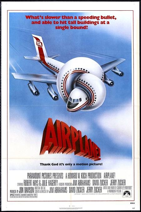 Movie JOHNNY IMPROV I Can Make a Airplane