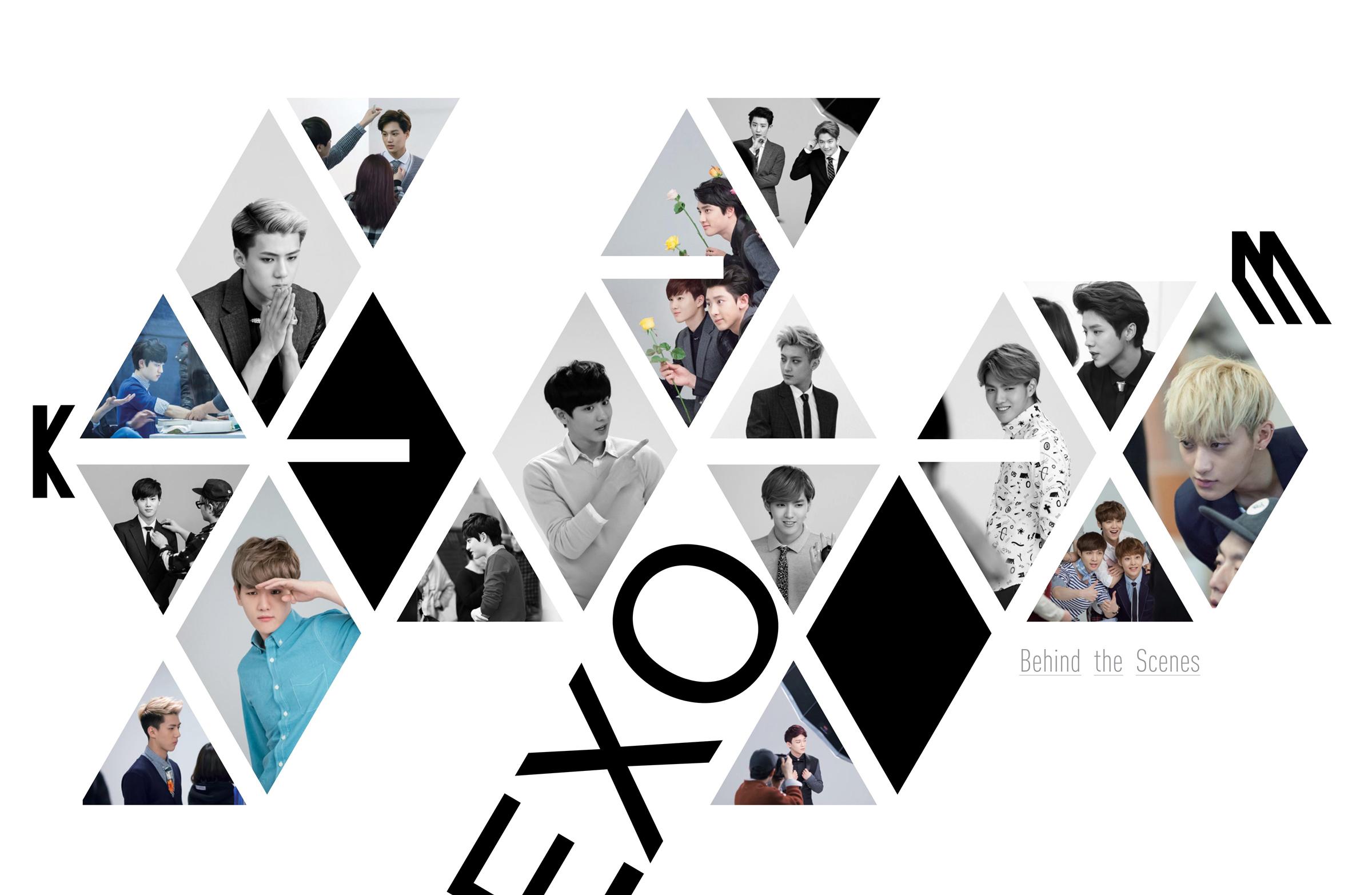 EXO  Psycho Friends Blog  Laman 20