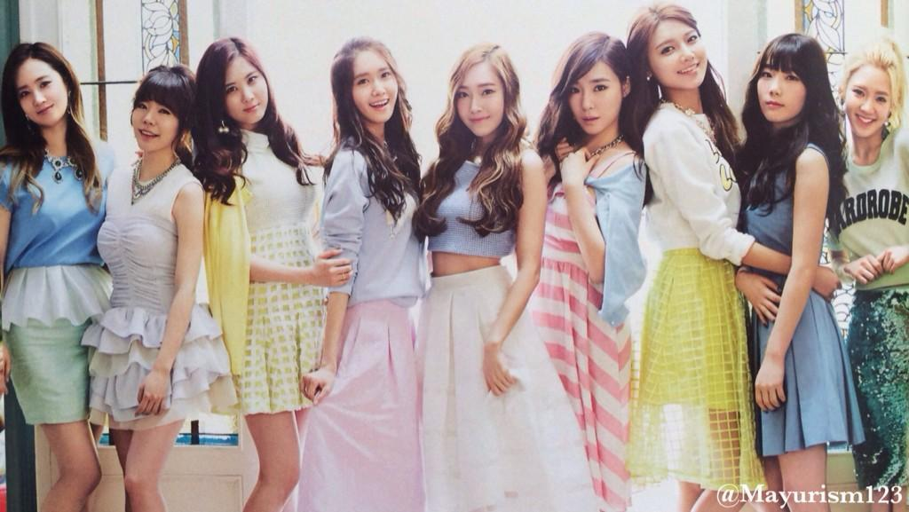 Girls Generation Wallpaper 2017 Ot9 220714 Girls Generation Snsd New Picture From