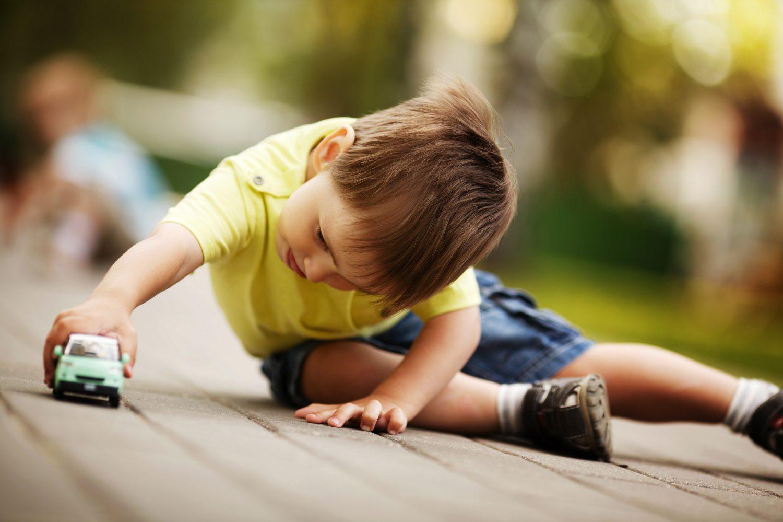 Hoe Leer Je Je Kind Zelfstandig Spelen?