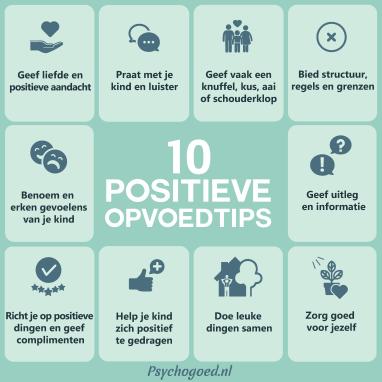 peuterpubertijd: Positief opvoeden 10 tips