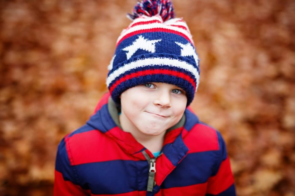Temperamentvol kind 8 jaar