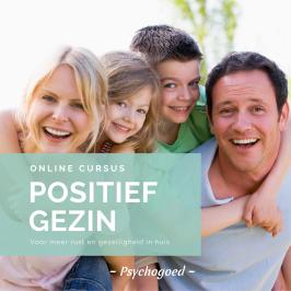 Positief gezin online cursus