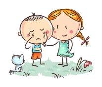 Rouw en verlies bij kind van 6 tot 12 jaar, peuter en kleuter