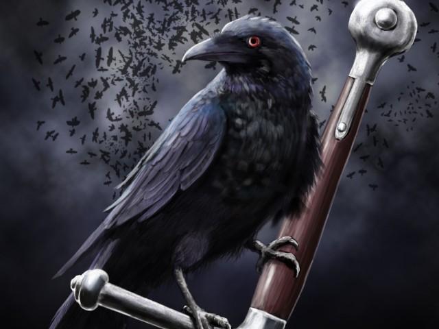 Архетип птицы в мифологии, сказках, Библии