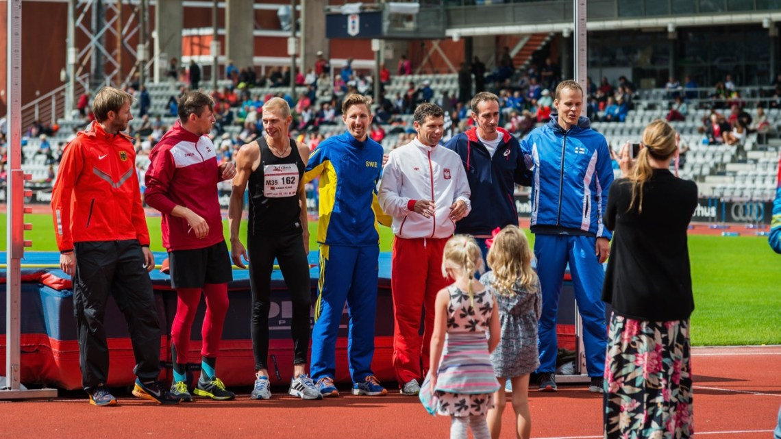 20th European Masters Athletics Championships Stadia – July 27 – August 6 2017