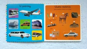 20181126_1256521897302002-300x225 Dom Montessori: Akademia Mądrego Dziecka od EGMONT: Moje pierwsze 100 zwierząt i pojazdów.