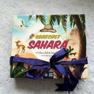 """20190129_1822471756654611-300x300 GRAnatowy czwartek: """"Odkrywcy: Sahara"""" od Zielona Sowa 6+"""