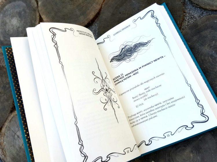 wp-15559317108351306360348-682x1024 Jak zachęcić młodzież do czytania książek?Rady i dwie propozycje od Media Rodzina: Fantastyczne zwierzęta, STAGS.
