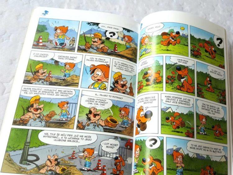 20190627_1237481145478081 Komiksy są super! Lucky Luke Tom 71, 14 oraz Ptyś i Bill nr 4. LATO 2019 EGMONT