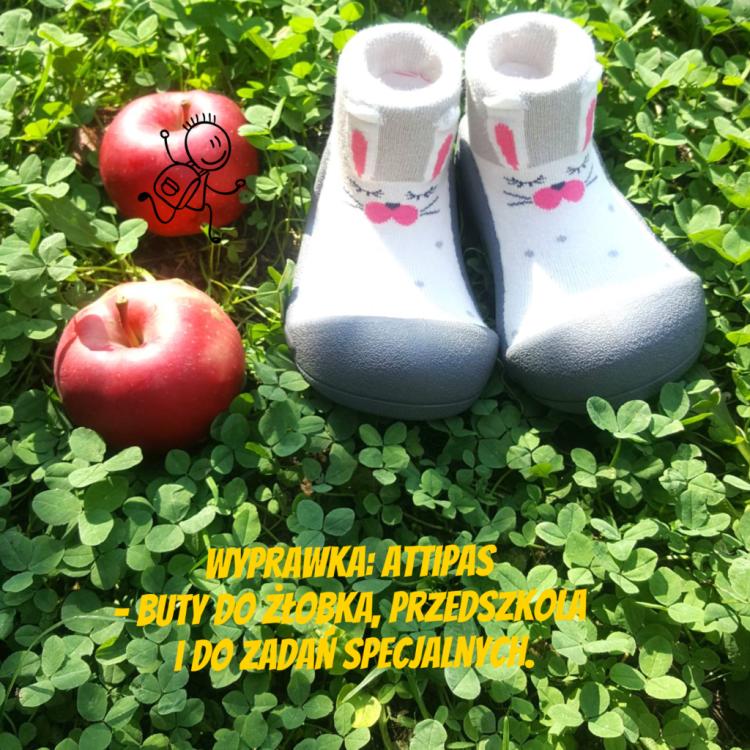 wp-156714204876258639630 Wyprawka: Attipas – buty do żłobka, przedszkola i do zadań specjalnych.