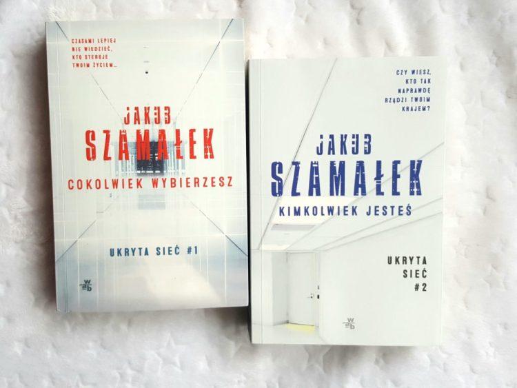 """wp-1582116129845868208926-1024x768 """"Ukryta sieć"""" – Jakub Szamałek – """"Cokolwiek wybierzesz"""" i """"Kimkolwiek jesteś"""" oraz emocje ukryte w dwóch tomach powieści."""