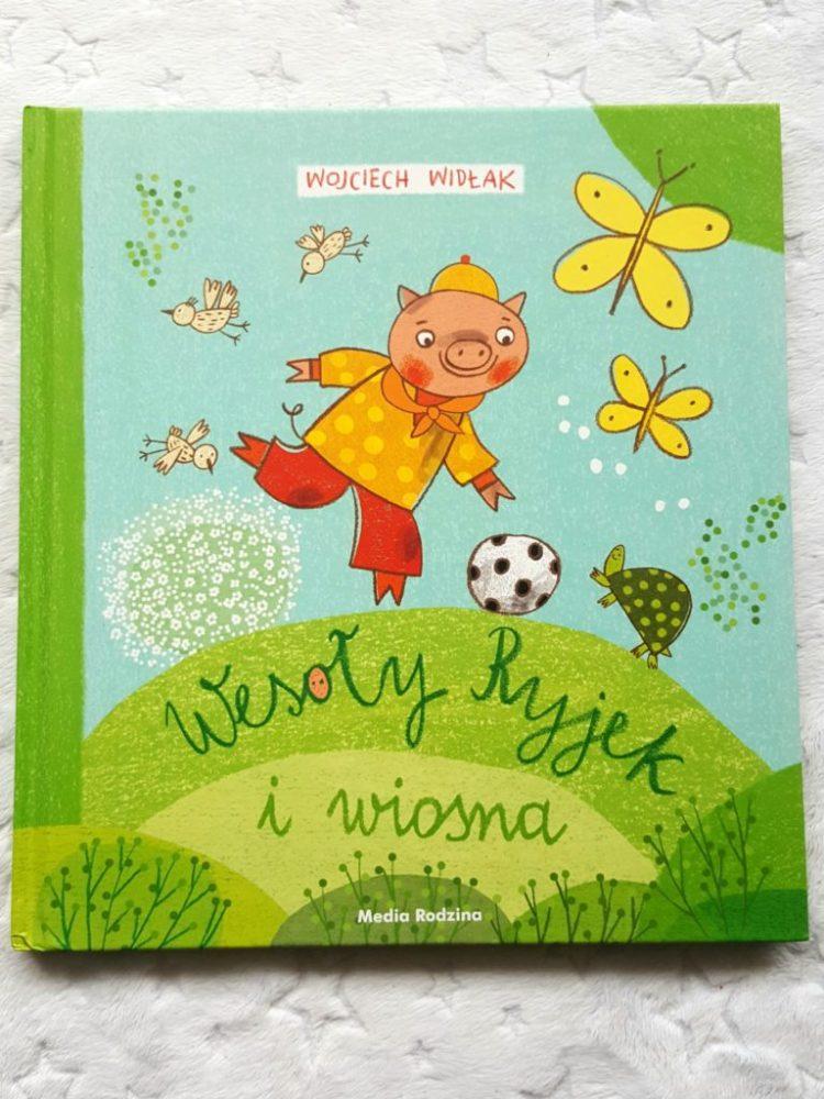 20200520_0833461174727925-768x1024 Wesoły Ryjek i wiosna – opowiadania dla najmłodszych. Media Rodzina 2+