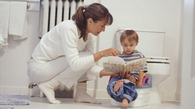 De la couche au pot, l'apprentissage de la propreté chez le bébé 1