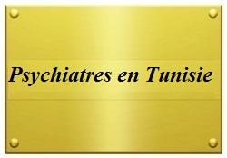 Psychiatres en Tunisie 1
