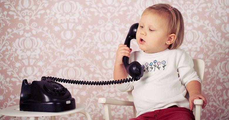 Le développement du langage chez l'enfant 1