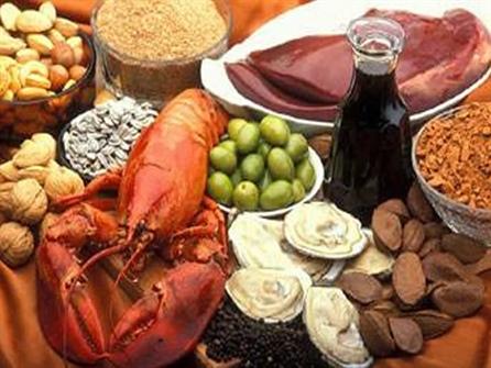 aliment contenant du fer