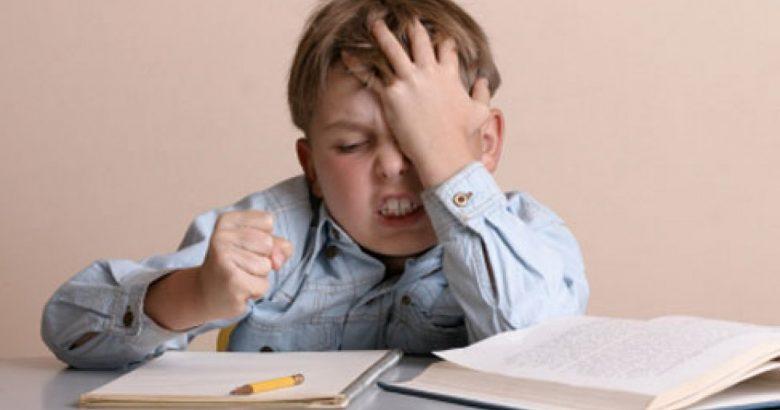 Les devoirs à la maison augmentent le stress et les conflits 1