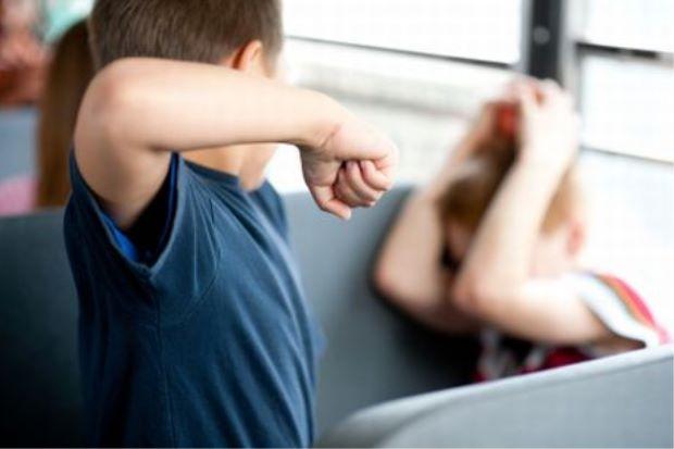Mon enfant est violent, comment je dois me comporter ? 1