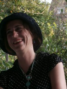 Sophie Gendrot, poétesse