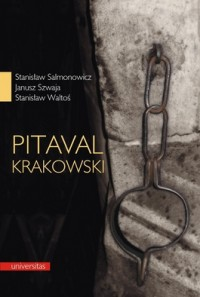 Pitaval krakowski - okładka książki