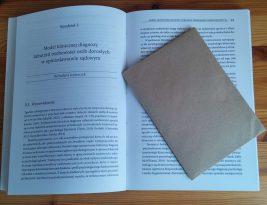 """Danuta Rode (red.) – """"Modele psychologicznego opiniodawstwa w sprawach karnych"""" – recenzja"""
