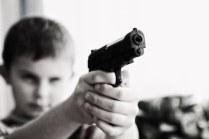 Enfant violent
