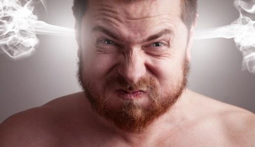 すぐ怒る人に困っていませんか?心理操作で事前回避する5つの方法