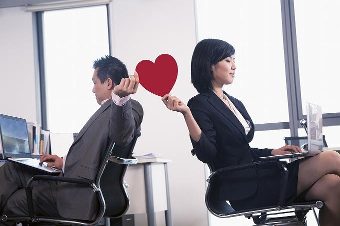 職場恋愛 きっかけ