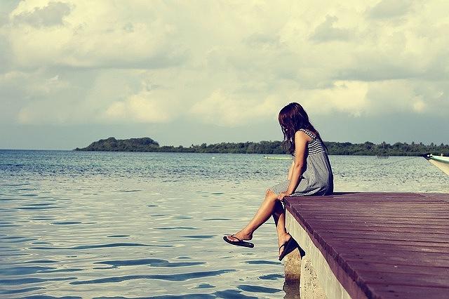 孤独 寂しい
