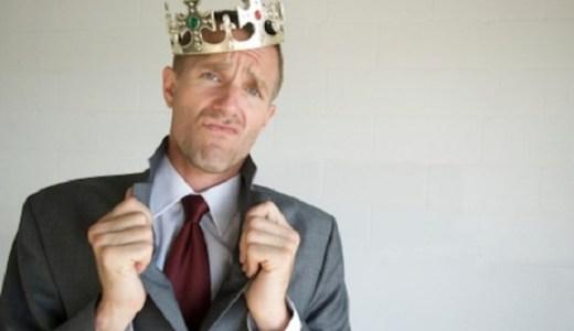 傲慢な人の考え方の7つの特徴