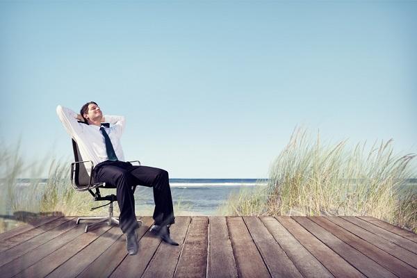 仕事のストレスに対するリラックス法
