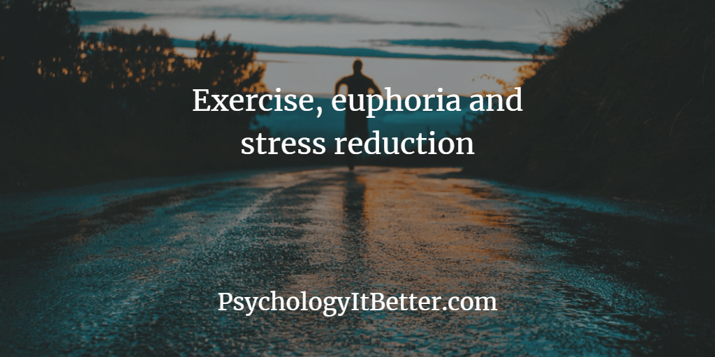 The psychology of stress and exercise