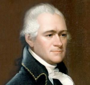 Alexander Hamilton ENTJ Quote