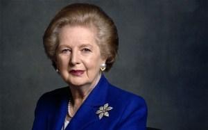 Margaret Thatcher ENTJ Quote