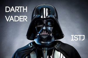 Darth Vader ISTJ